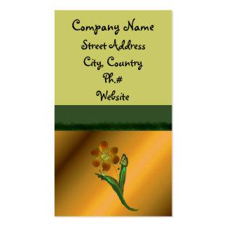 Earthtones Business Card Template