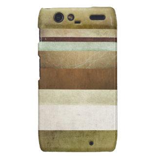 Earthtones Case-Mate Case Motorola Droid RAZR Cover