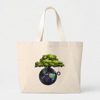 EarthTree Jumbo Tote Bag