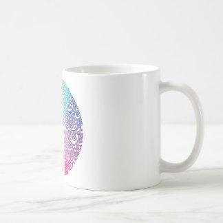 earthtypo-color classic white coffee mug