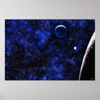 Earthward Bound Poster