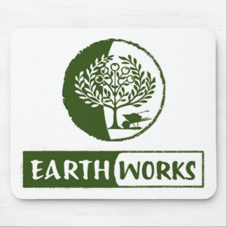 EarthWorks gleaning gear! Mouse Pad