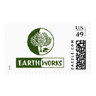 EarthWorks gleaning gear! Postage Stamp
