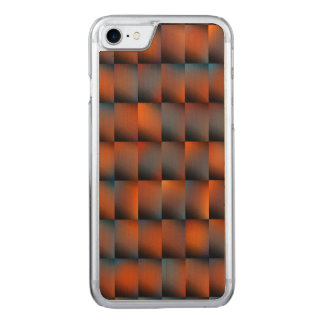 Earthy Abstract Carved iPhone 7 Case