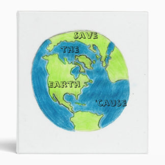 Earthy Activist Binder