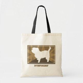 Earthy Affenpinscher Bag