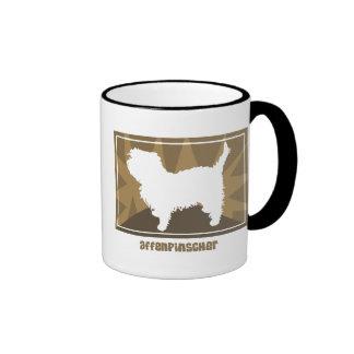 Earthy Affenpinscher Mug