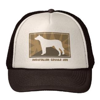 Earthy Australian Cattle Dog Hat