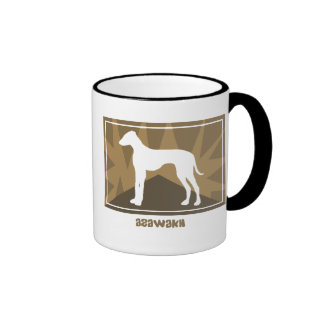 Earthy Azawakh Gifts Mug