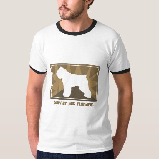 Earthy Bouvier des Flandres Gifts T-Shirt