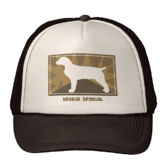 Earthy Boykin Spaniel Gifts Trucker Hat