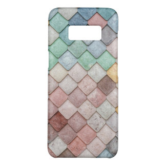 Earthy Colored Tile Pattern Case-Mate Samsung Galaxy S8 Case