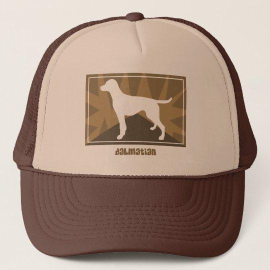 Earthy Dalmatian Trucker Hat