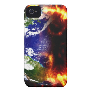 Earthy Disaster iPhone 4 Cover