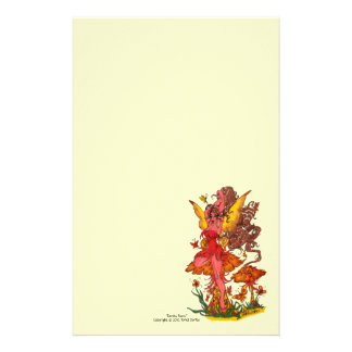 """Earthy Faery""Stationery Stationery"