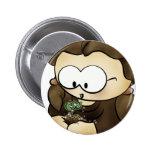 earthy geek button
