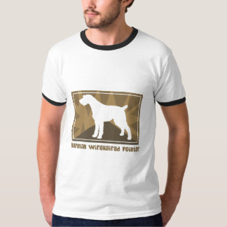 Earthy German Wirehaired Pointer Shirt