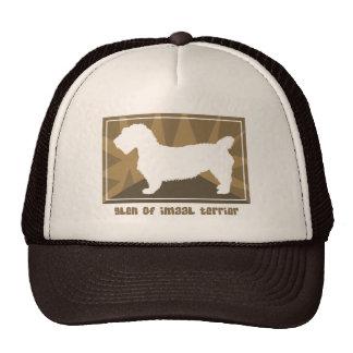 Earthy Glen of Imaal Terrier Trucker Hat