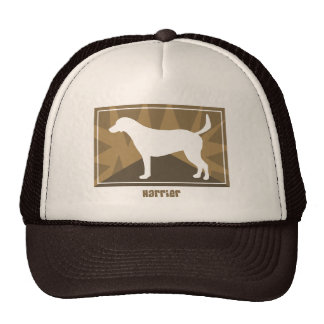 Earthy Harrier Trucker Hat
