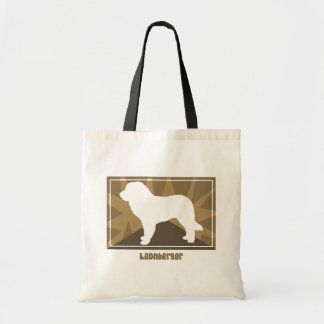 Earthy Leonberger Tote Bag