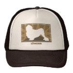 Earthy Lowchen Trucker Hat