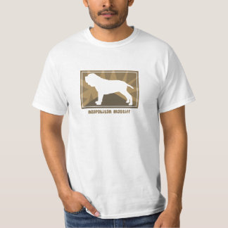 Earthy Neapolitan Mastiff T-Shirt