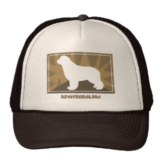 Earthy Newfoundland Trucker Hat