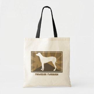 Earthy Rhodesian Ridgeback Bag