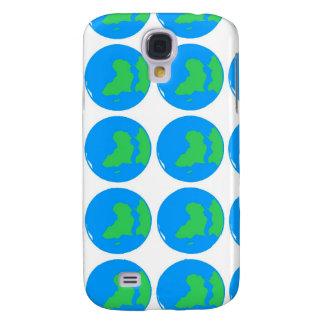 Earthy Samsung Galaxy S4 Cover
