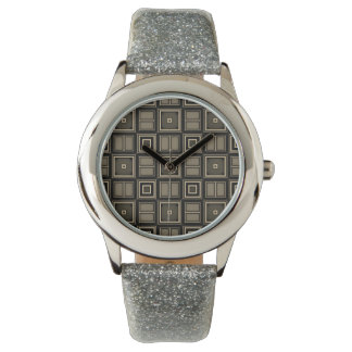 Earthy Taupe Watch by Julie Everhart