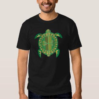 Earthy-Turtle Tee Shirt