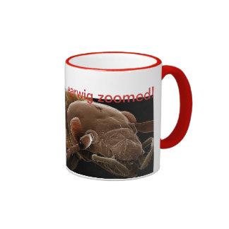 Earwig Zoomed! Mug