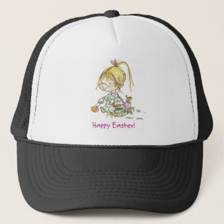 EAS-004 Happy Easter! Trucker Hat