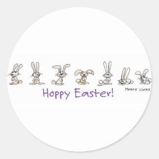EAS-006 Hoppy Easter Sticker