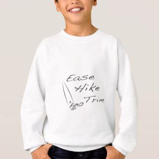 Ease Hike Trim Sweatshirt