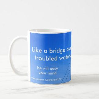 Ease your mind mug. coffee mug
