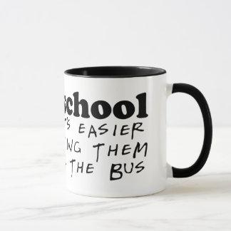 Easier Than the Bus Mug