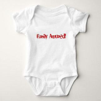 Easily Amused Baby Bodysuit