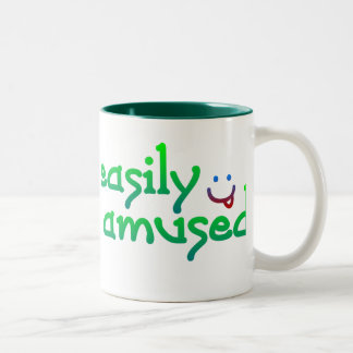 Easily Amused Mug