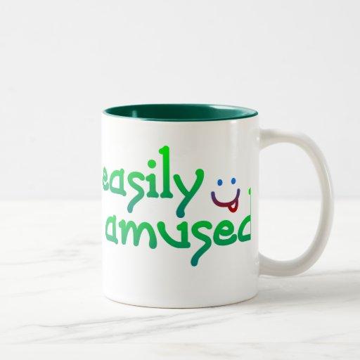 Easily Amused Mug