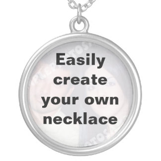 Easily create your necklace Remove the big text!