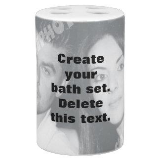 Easily create your own custom bath set
