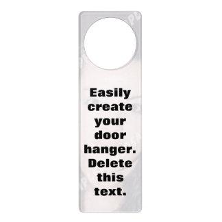 Diy Door Knob Hangers | Zazzle