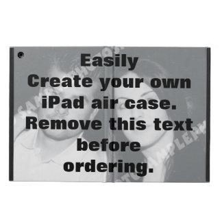 Easily create your own custom iPad air case. Cover For iPad Air