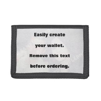 Easily create your own DIY wallet