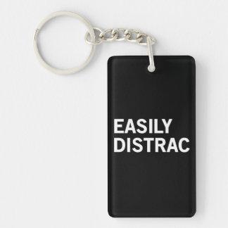 Easily Distrac Keychain