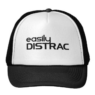 EASILY  DISTRAC, TRUCKER HAT