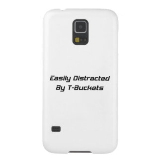 Easily Distracted By T-buckets Tbucket Gifts By Ge Galaxy S5 Cases