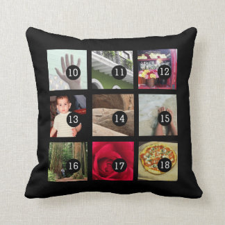 Easily Make Your Own Photo Pillow with 18 images