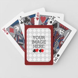 Easily Make Your Own Tri Color Deck in One Step Bicycle Playing Cards